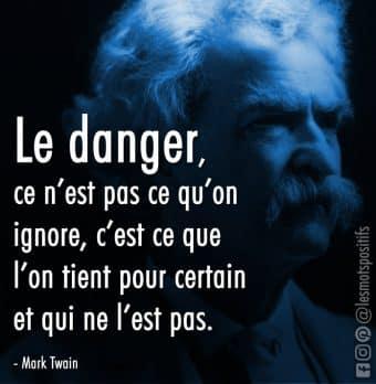 L'ouverture d'esprit selon Mark Twain
