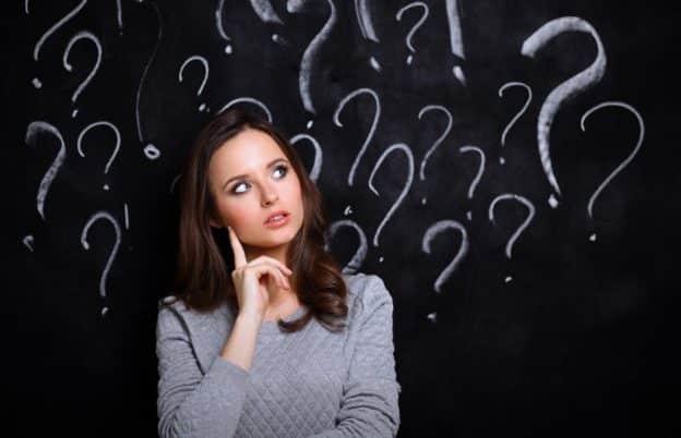 Ce sont les questions que tu te poses qui mènent à la réponse que tu cherches