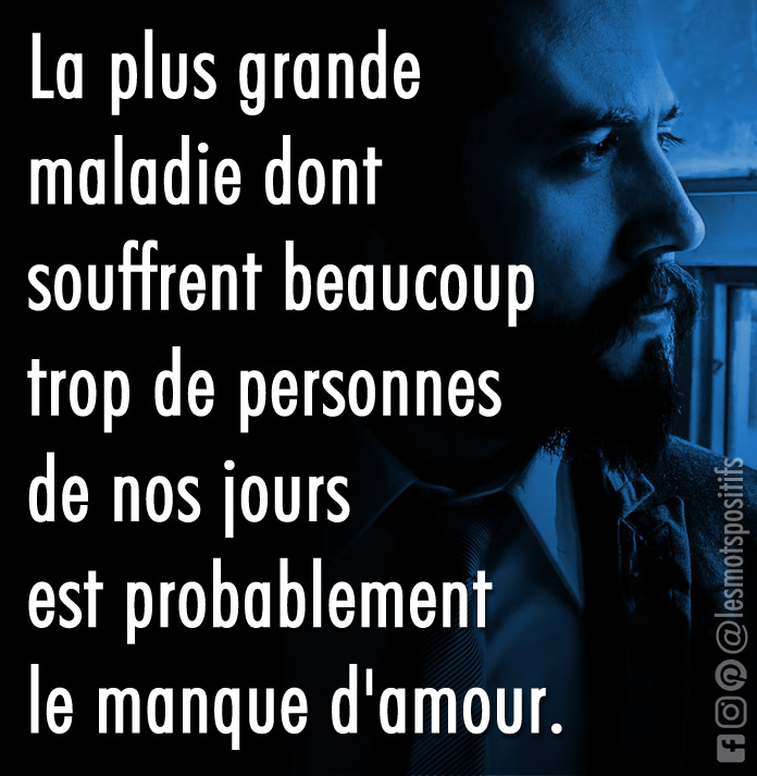 La Tristesse à Cause Du Manque D Amour Citations Et