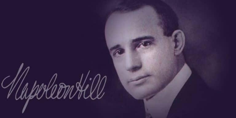 25 citations de Napoleon Hill pour avoir du succès et atteindre ses rêves