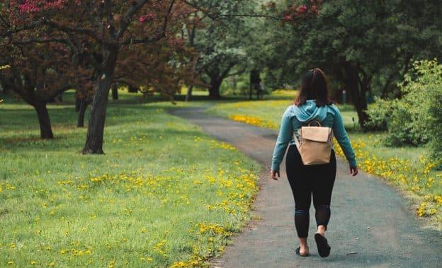 La marche à pied fait elle vraiment maigrir ?