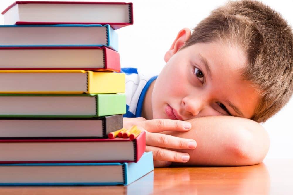 Citation Les 8 raisonsconnus à l'origine de l'indisponibilité d'un enfant à apprendre