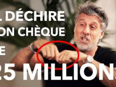 Marc Simoncini chèque