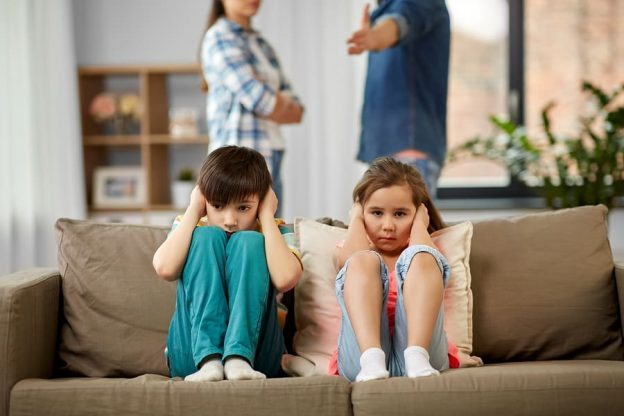 Comment rester bienveillant en étant un parent divorcé ?
