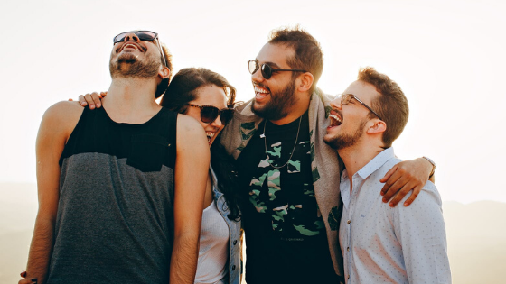Citation Comment créer une incroyable vague d'émotions positives entre amis
