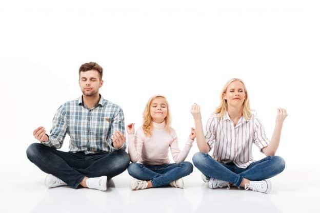 Pour être plus heureux en famille, voici un exercice de pleine conscience
