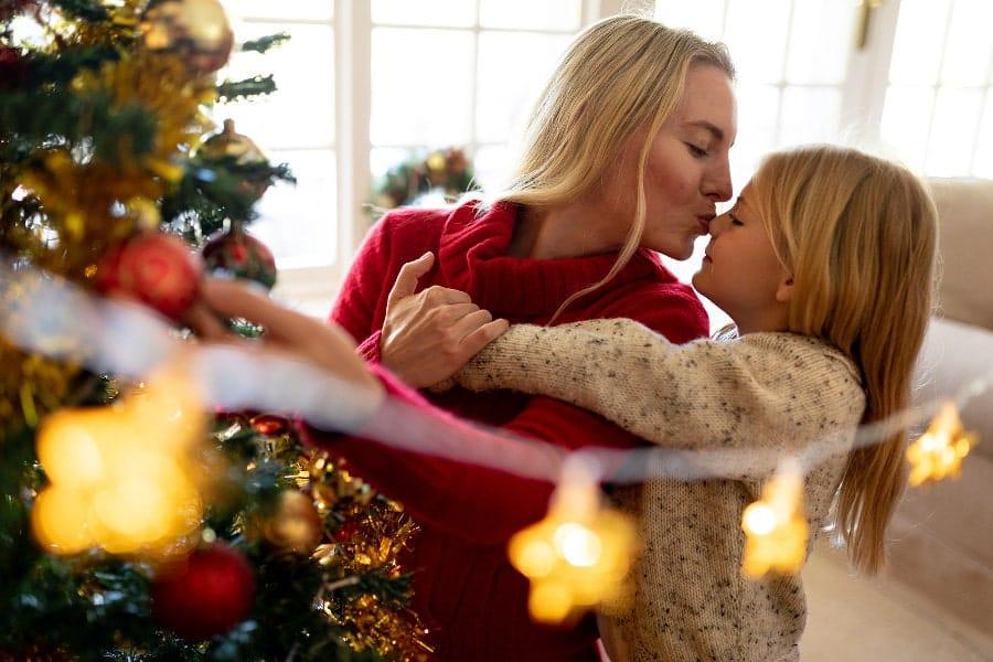 Citation Comment gérer les fêtes de Noël quand on est un parent divorcé ?