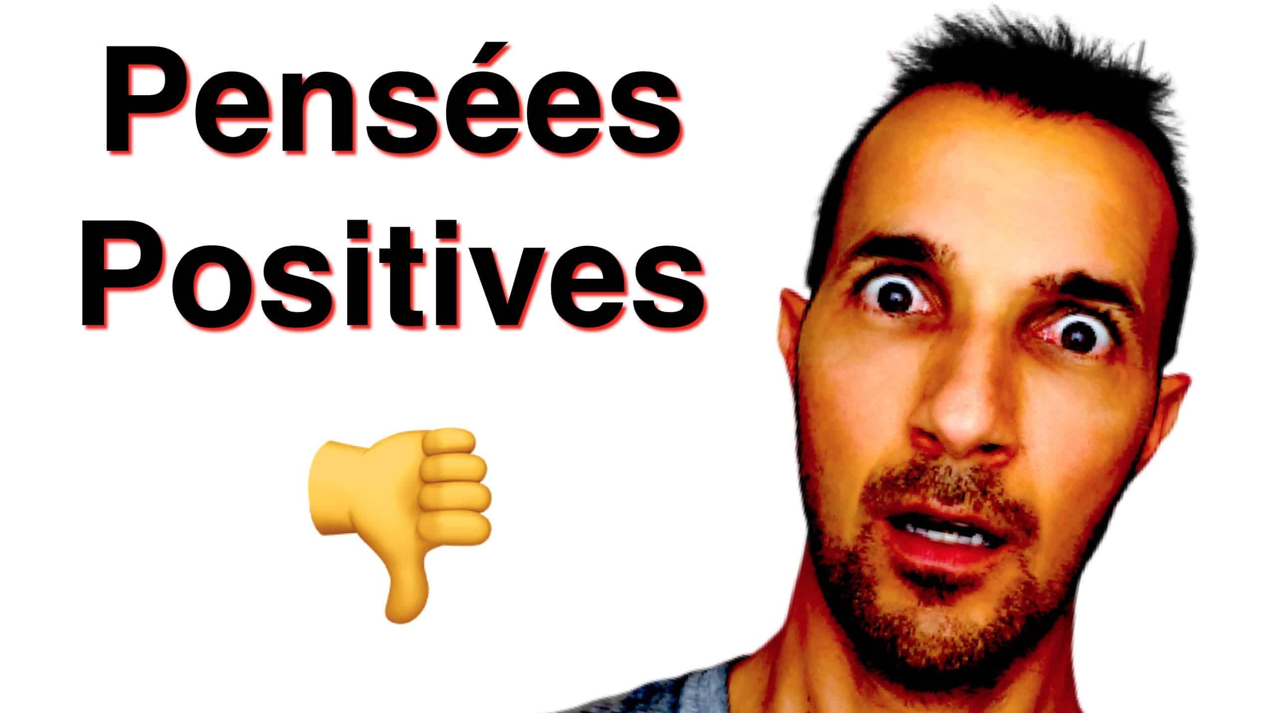 Citation La pensée positive ne fonctionne pas et je vais te le prouver