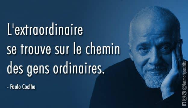 40 des meilleures citations de Paulo Coelho sur l'amour, le destin et le hasard.