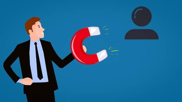 Citation Attirez et gardez l'attention de vos clients en 6 clés.