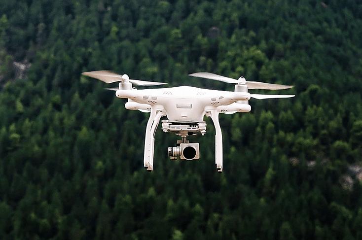 Citation La technique du drone pour limiter les dégâts