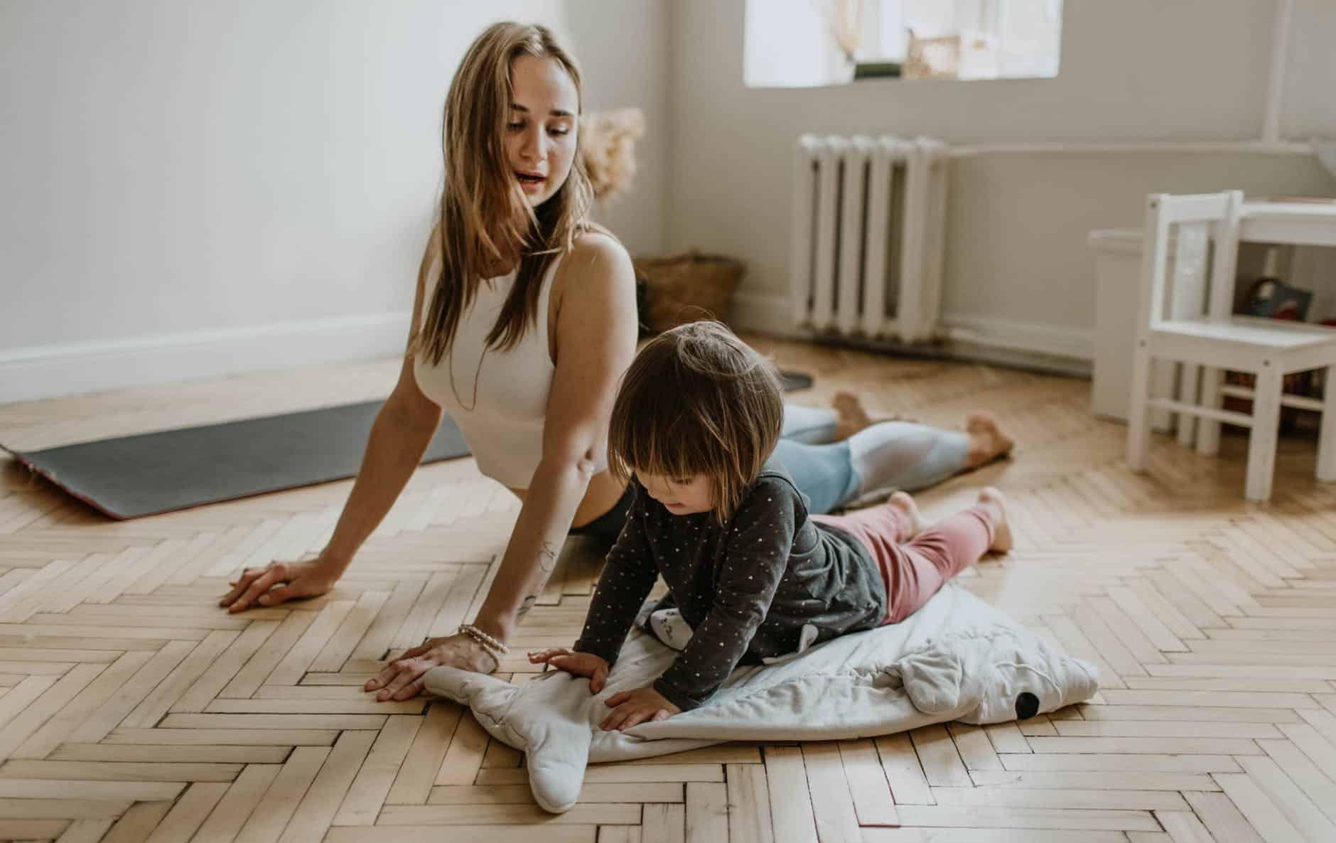 Citation Comment profiter de la quarantaine pour connecter avec ses enfants