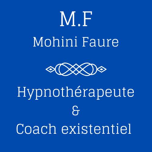 Mohini Faure – hypnothérapeute et coach existentiel