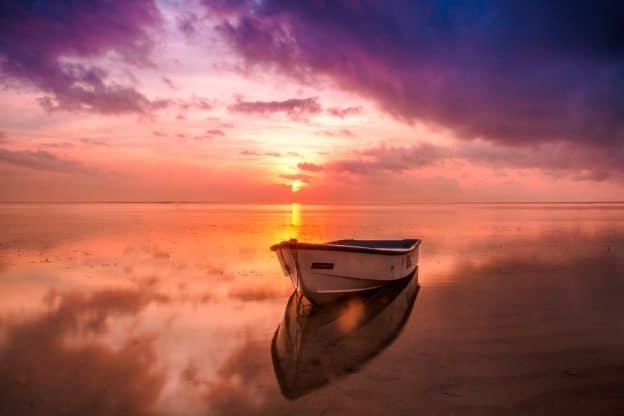 Le soleil se magnifie dans ses reflets… Et nous, dans le regard des autres ?