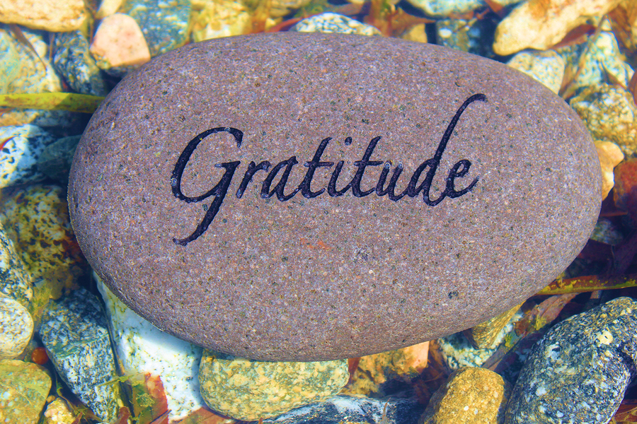 Citation Comment gérer votre stress en pratiquant la gratitude ?