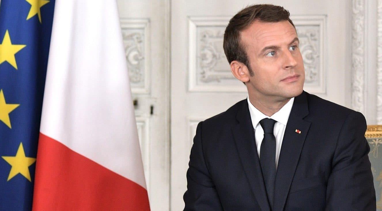 Citation 3 bonnes raisons pour remercier Macron !