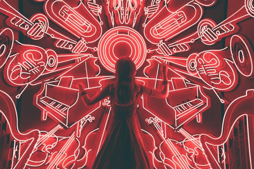 Citation Comment vaincre son anxiété grâce à la musique ?