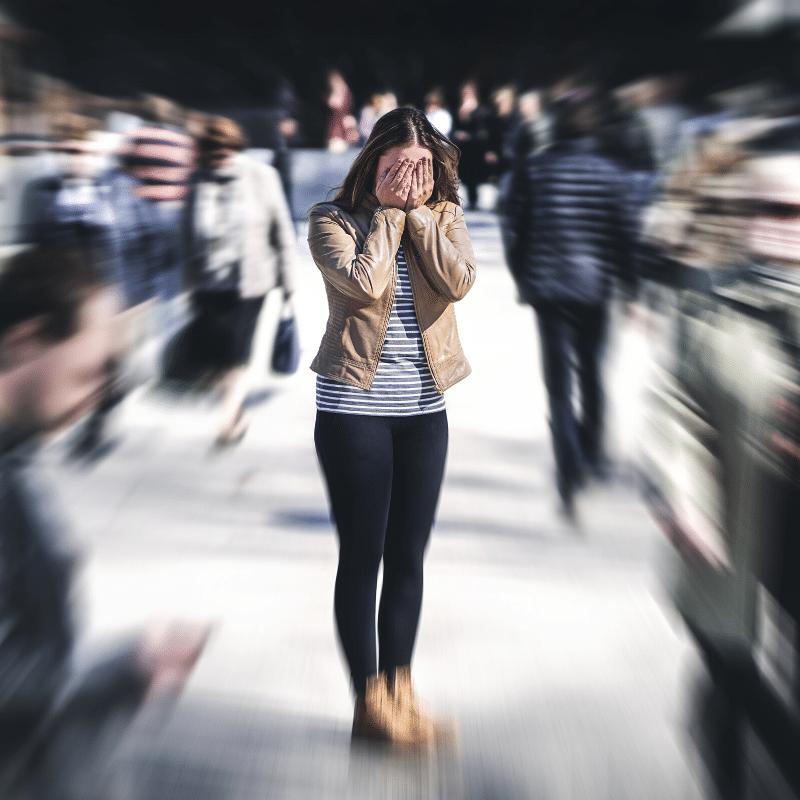 Citation La peur : une émotion destinée à l'origine à affronter le danger