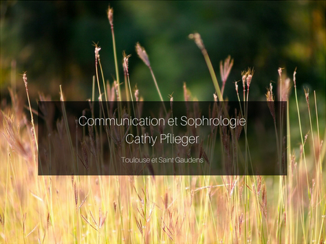Cathy Pflieger – Sophrologie Formations