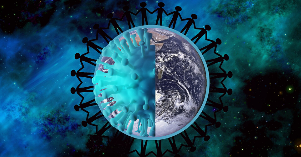 Citation Covid-19 : l'Alliée de l'Éveil de l'Humanité !