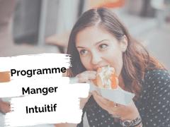 Programme Manger Intuitif