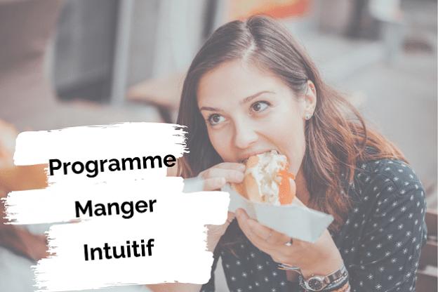 Programme «Manger Intuitif»