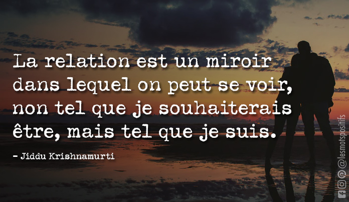 Citation 9 exemples de projection psychologique dans nos relations