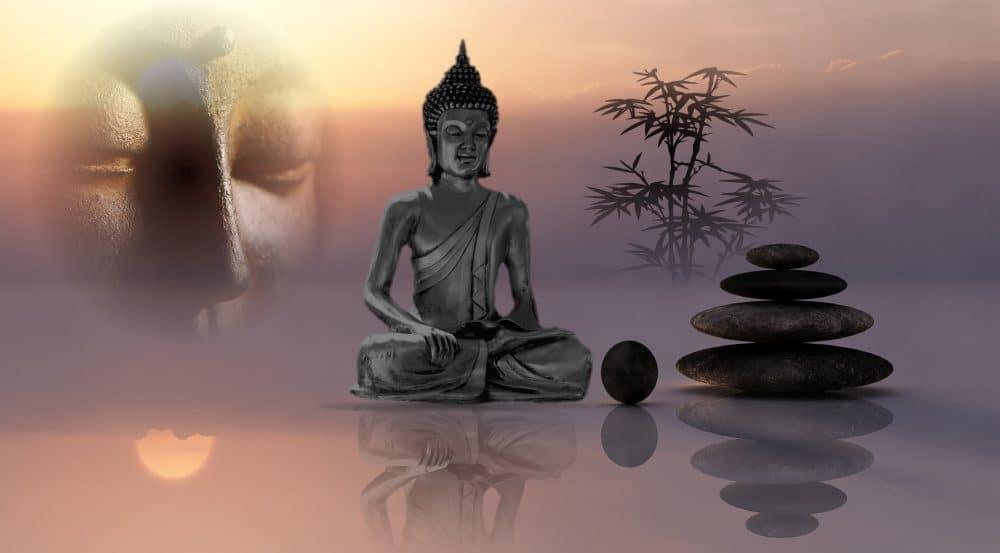 Citation 16 principes empruntés au Bouddhisme pour une vie plus épanouie