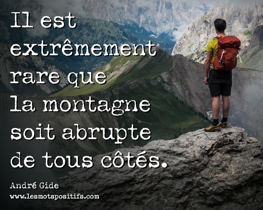Citation 18 pensées philosophiques d'André Gide, un prix Nobel de littérature