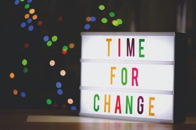 Accepter le changement