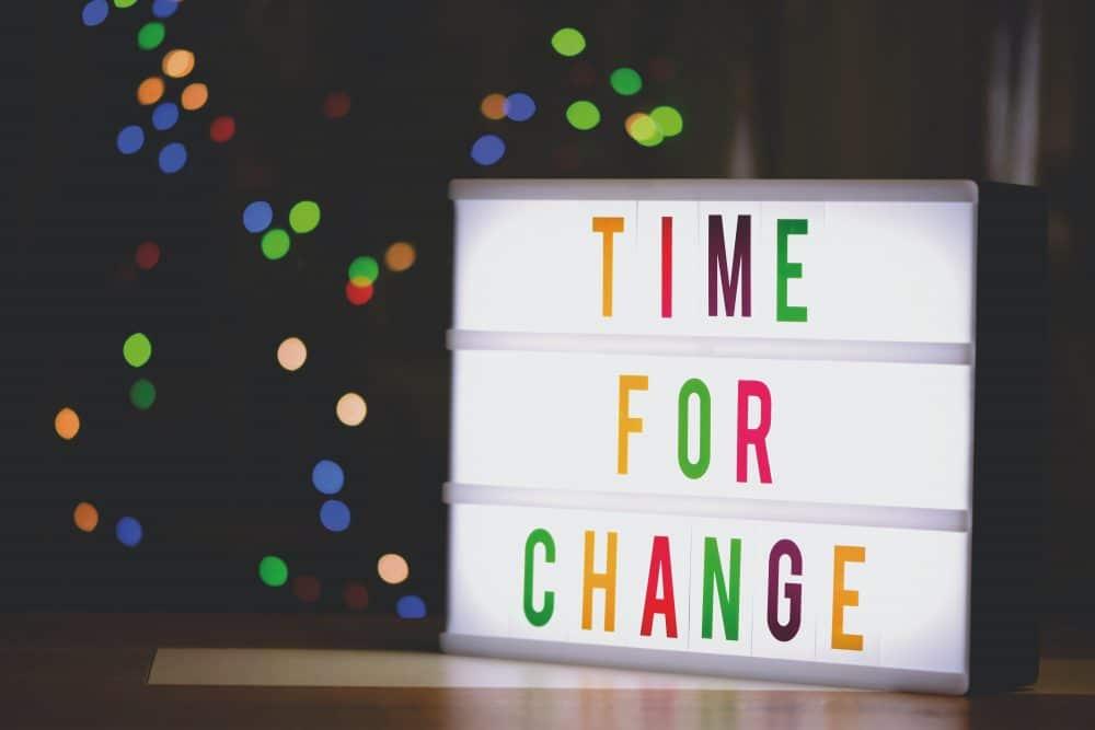 Citation Accepter le changement