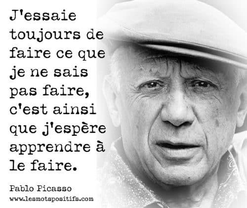 17 des meilleures citations de Pablo Picasso sur l'art et la vie