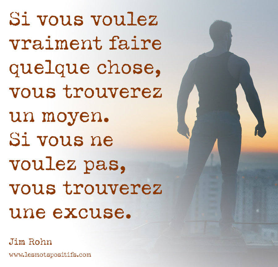 Citation 44 citations inoubliables de Jim Rohn pour sortir du chemin de la médiocrité