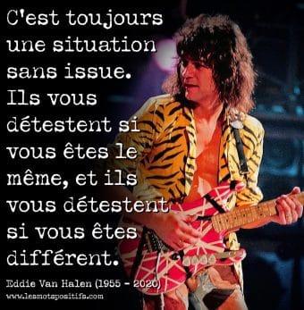 14 citations en hommage à Eddie Van Halen, un des meilleurs guitaristes au monde