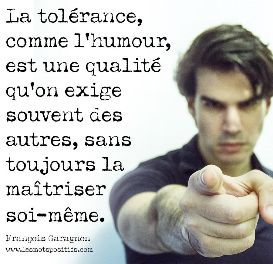Citation Après la lecture de ces 18 citations, tu seras plus tolérant envers les autres