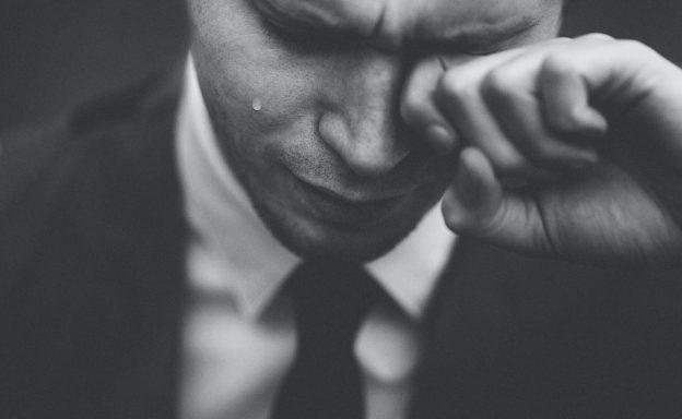 La différence entre les larmes d'un homme et d'une femme