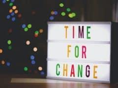 Mieux vivre le changement