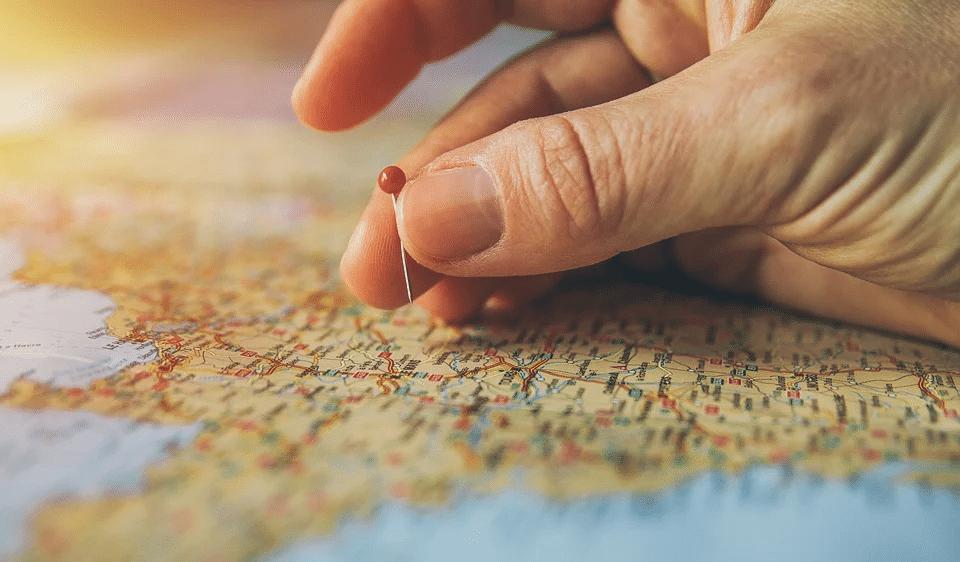 Citation Cartographier sa vie pour atteindre le Succès