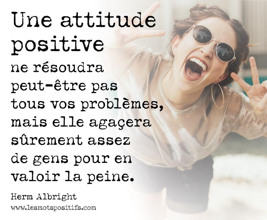 Citation 14 citations sur l'importance d'avoir une bonne attitude mentale face à l'adversité