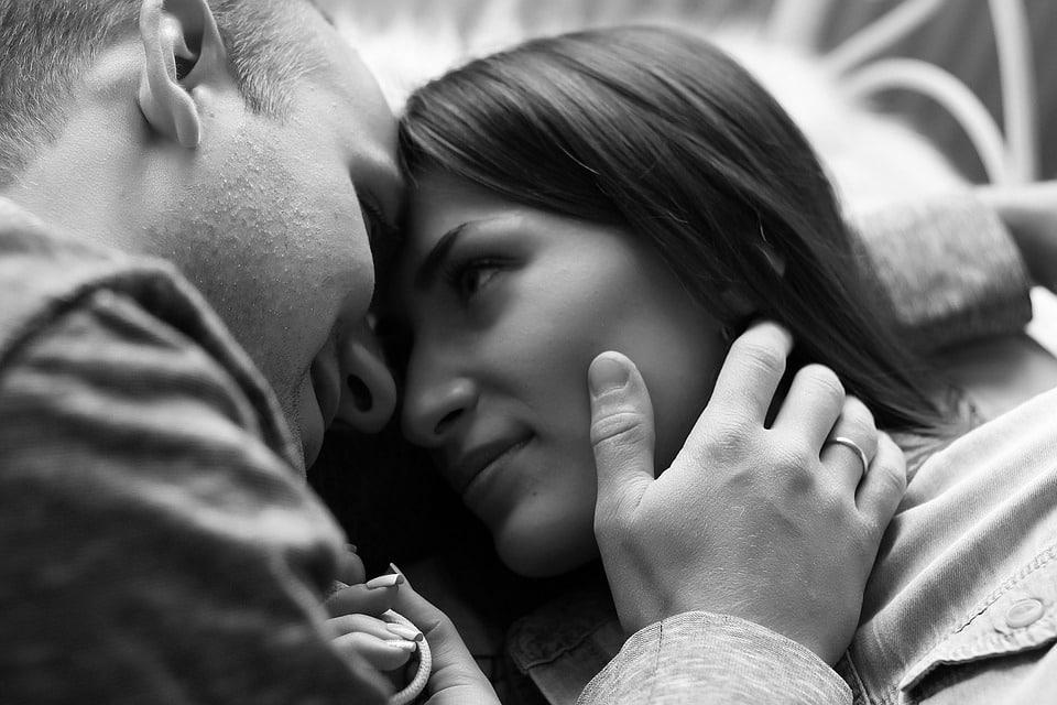 Citation Le pouvoir des mots d'amour sur notre comportement amoureux