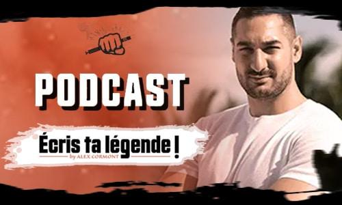 Le podcast « ÉCRIS TA LÉGENDE » pour libérer ta puissance intérieure