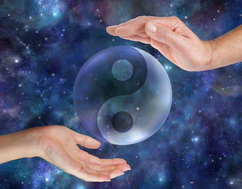 Citation Notre Santé et notre Qualité de Vie dépendent de la façon dont nous traitons notre Yin…