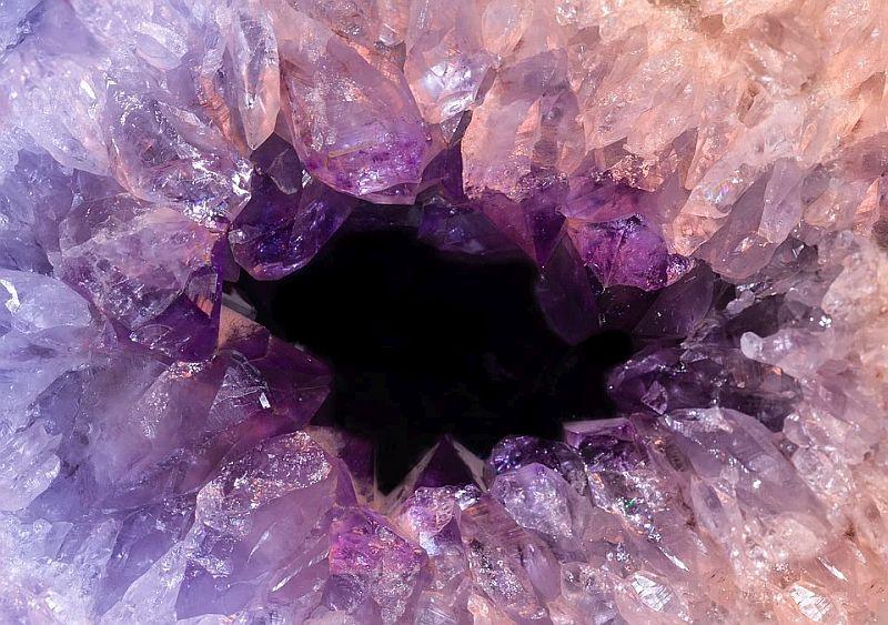 Citation D'où provient le pouvoir de guérison des cristaux ?