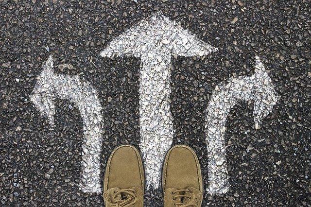 Citation La vie est une question de choix et il suffit d'un seul choix pour façonner votre destin