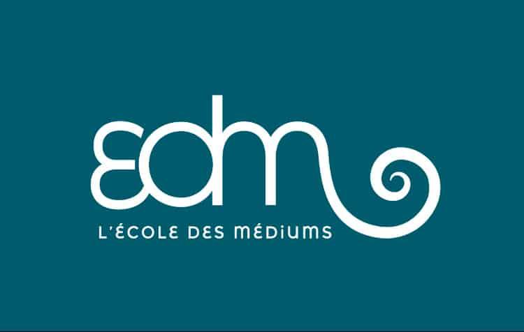 Logo L'école des Médiums
